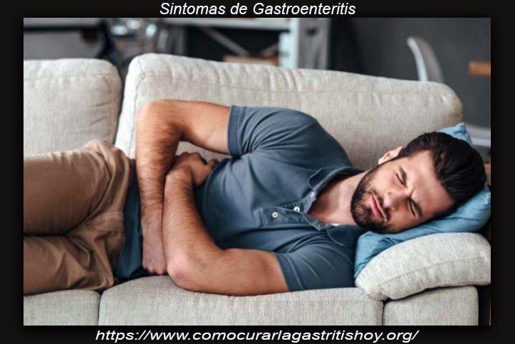 Como Curar la Gastroenteritis
