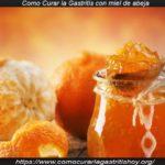 Como Curar la Gastritis con Miel de Abeja