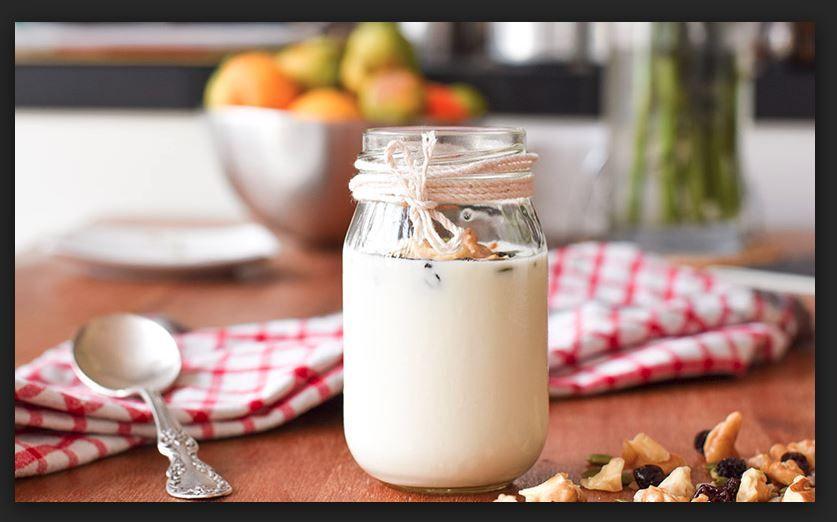 Yogurt para la Gastritis