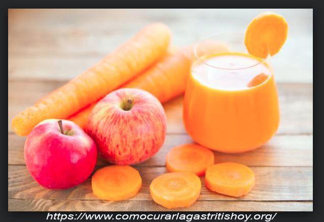 Para aliviar el reflujo alimentos