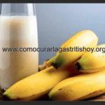 ¿El Plátano es Bueno para la Gastritis?