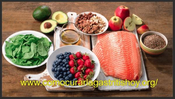 Que Comer con Úlcera de Estómago