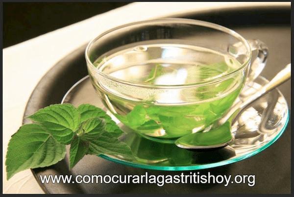 Beneficios del té de hierbabuena para el estómago