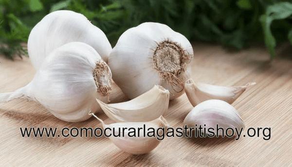 Como curar la Gastritis con Ajo