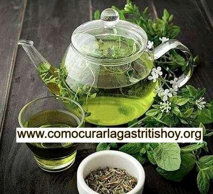 ¿Puedo tomar té verde para la Gastritis?